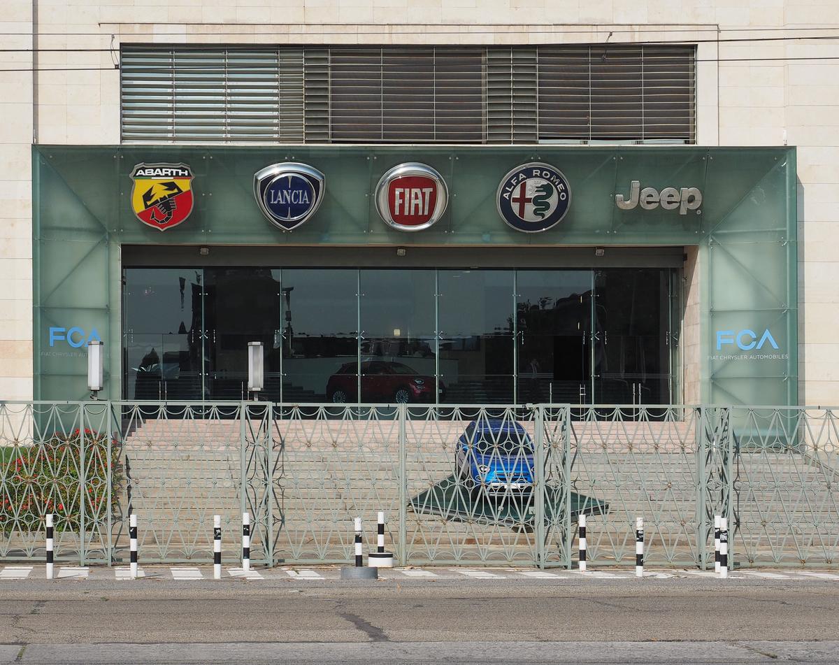 La sede FCA