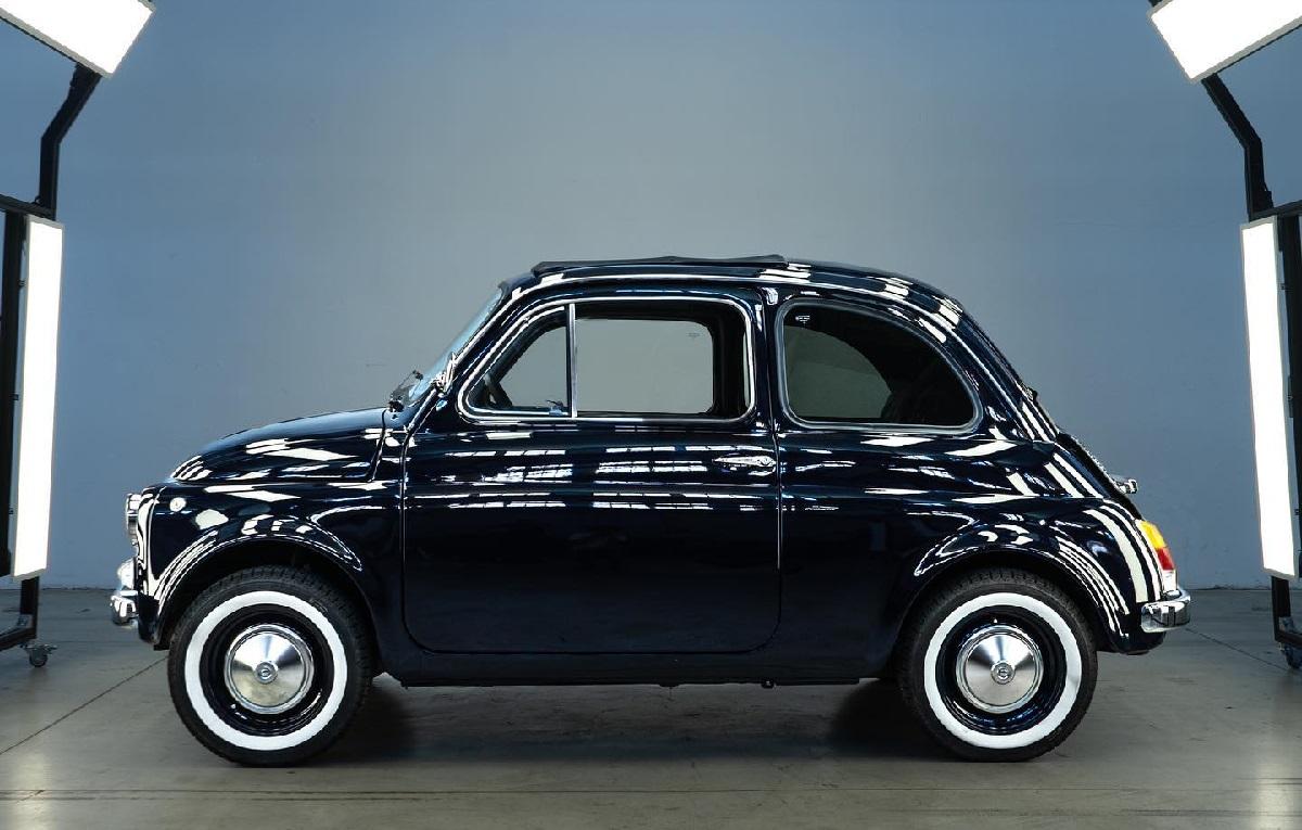 """Fiat 500 Vintage Icon-e, con Garage Italia il """"cinquino"""" diventa elettrico"""
