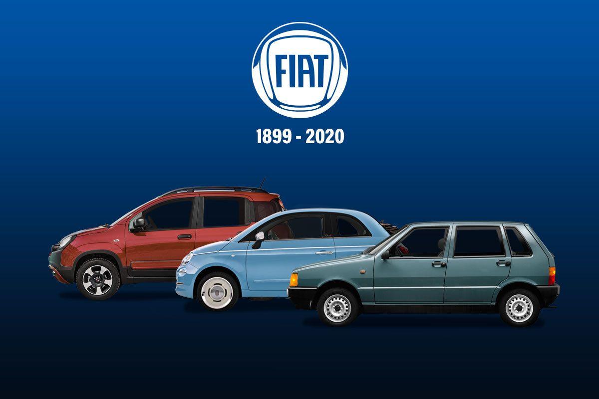 Fiat, i modelli storici divenuti icone del mondo auto