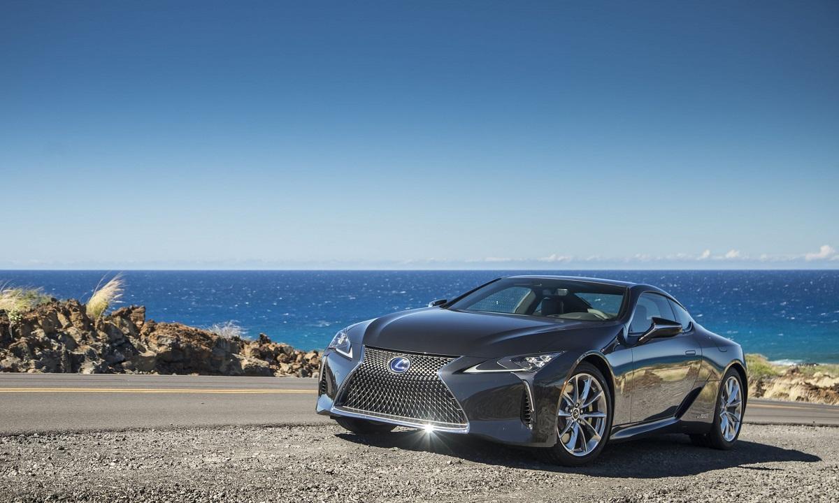 Lexus LC Coupé: i dettagli innovativi e unici di design che la rendono speciale