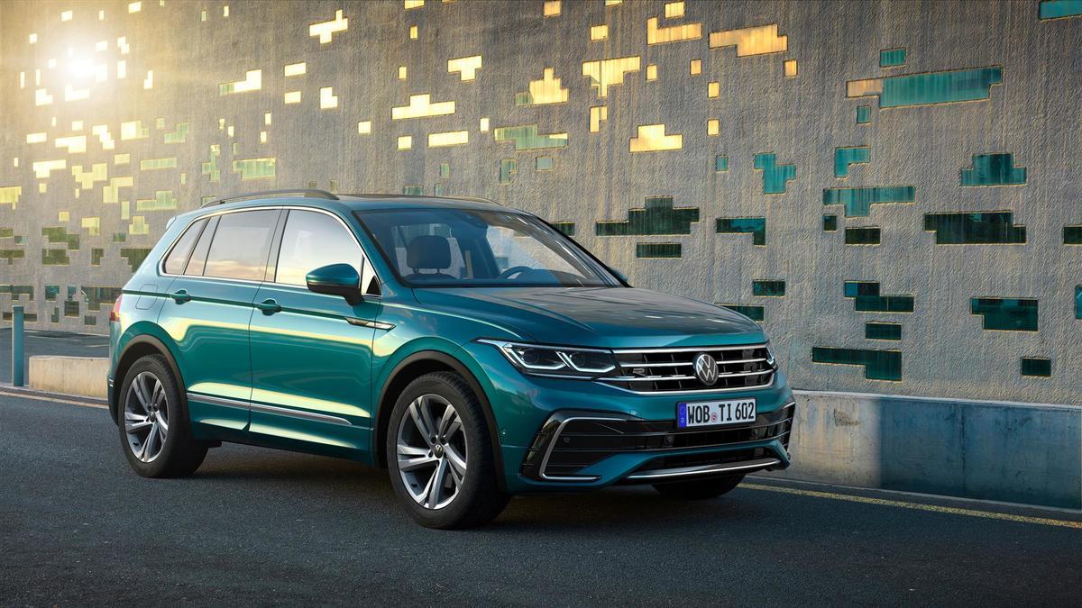 Volkswagen Tiguan, l'ibrido plug-in arriva con il restyling