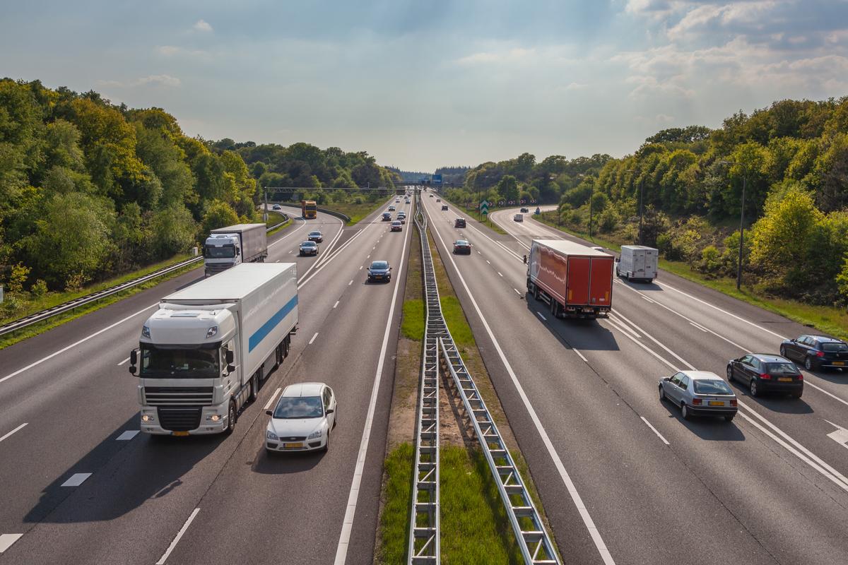 Un'autostrada d'Europa