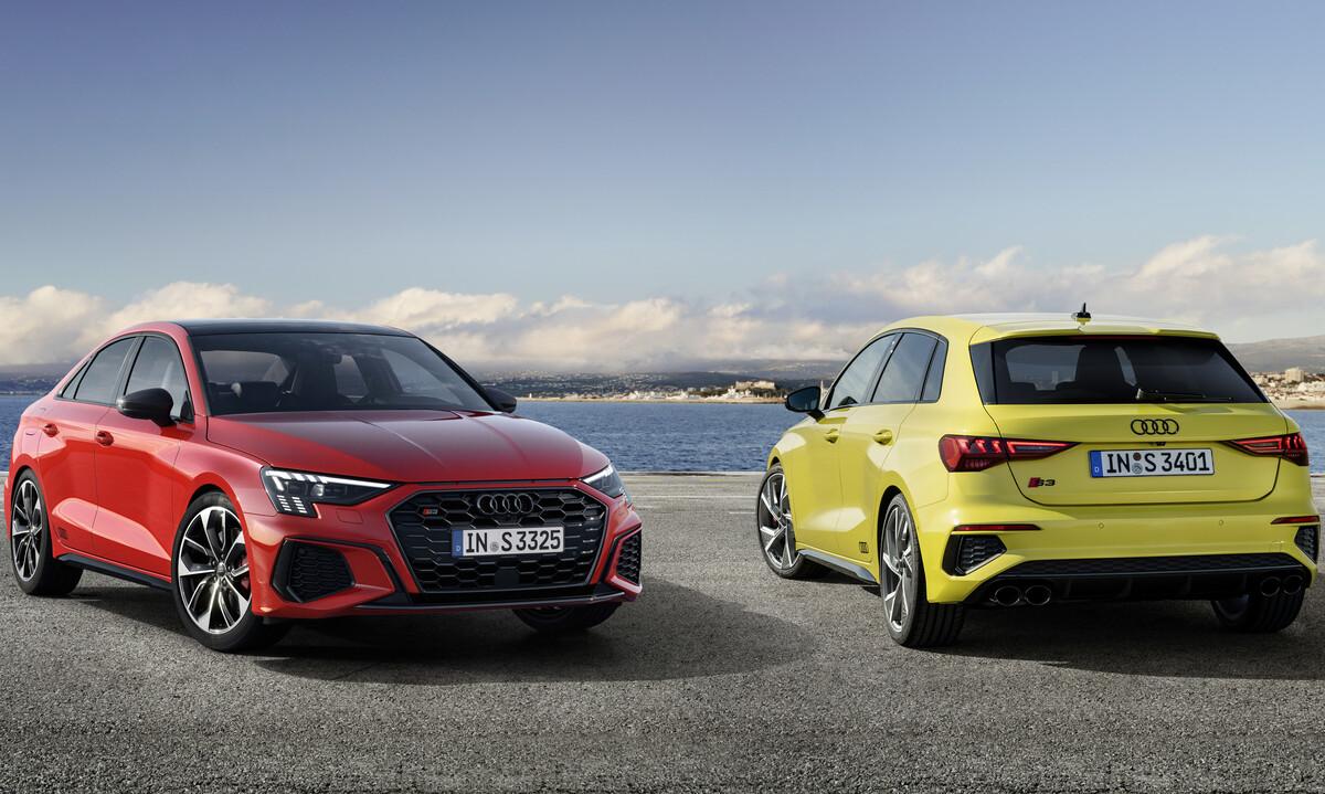 Audi S3, con la nuova generazione è ancora più sportiva