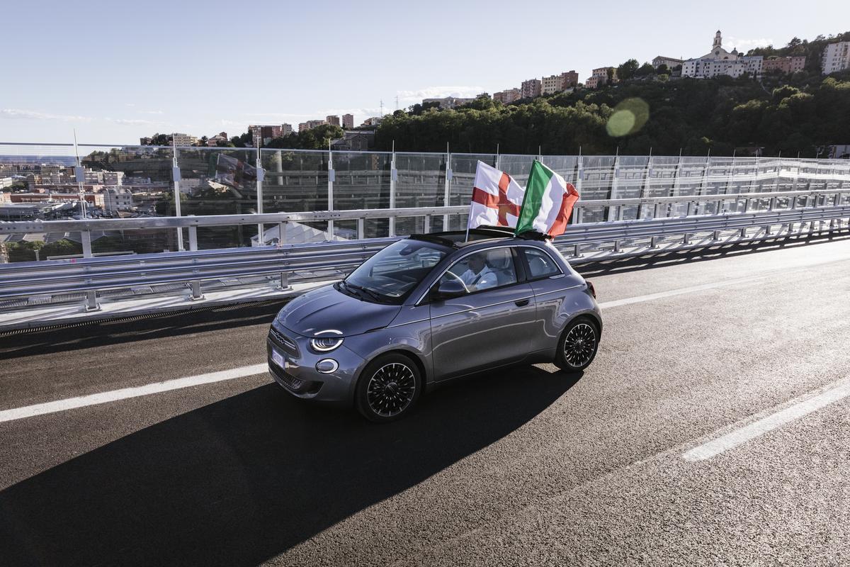 """""""Hey Fiat"""": Alexa sarà integrato sulla Fiat nuova 500"""