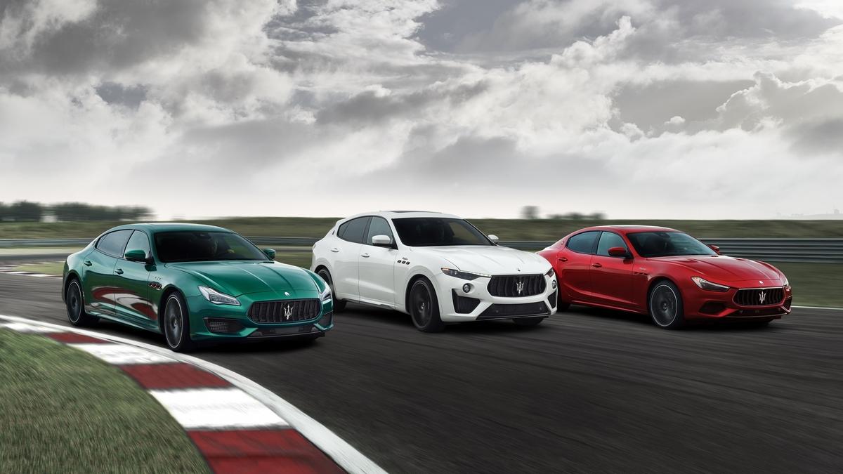 Maserati Ghibli e Quattroporte Trofeo, le berline del Tridente più veloci di sempre