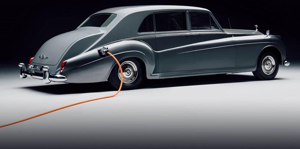 Rolls Royce elettrica