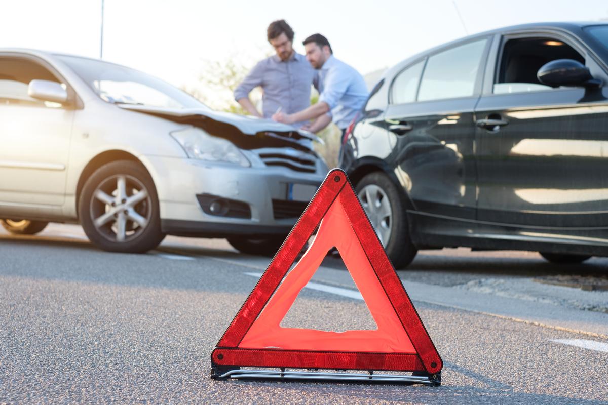 Incidenti auto, ecco quali sono i mestieri più a rischio