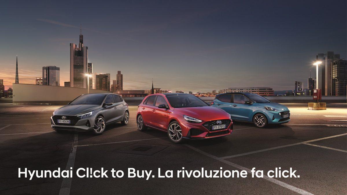 Click to Buy: Hyundai Italia lancia il suo e-commerce