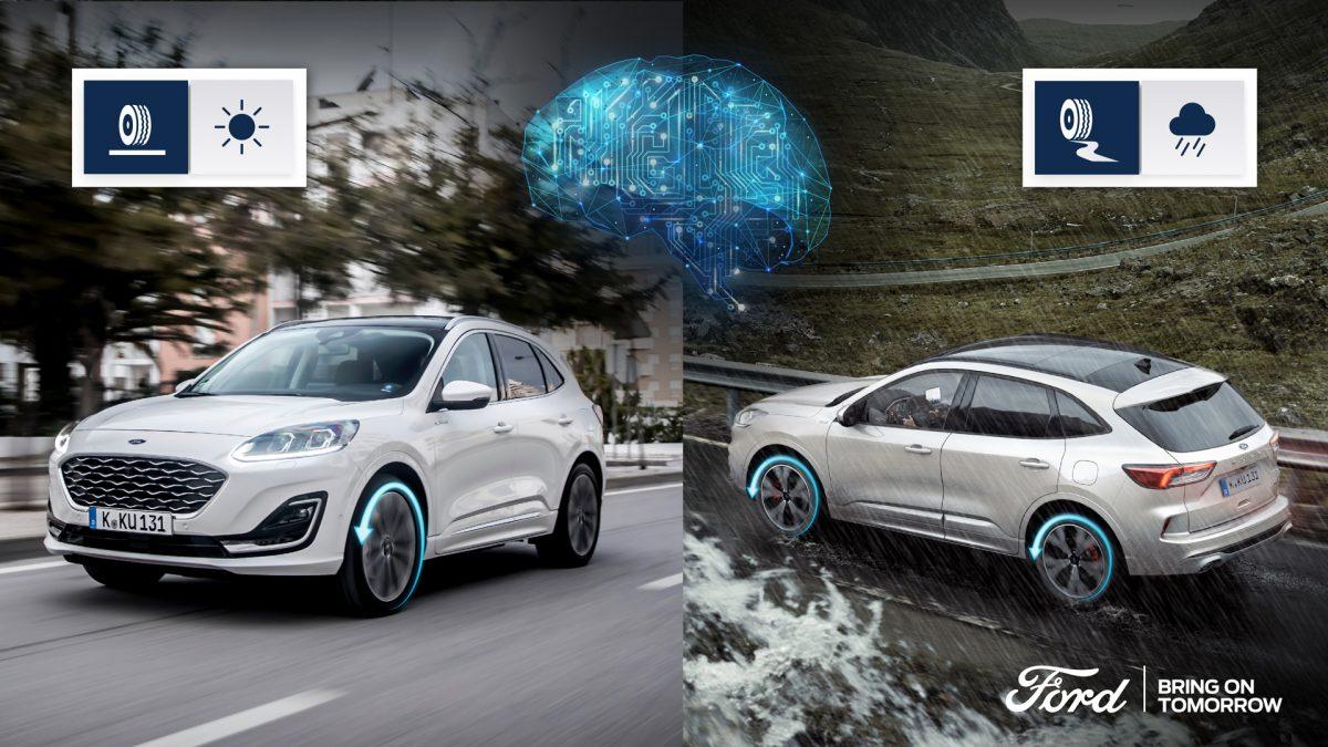 Ford Kuga Hybrid: meno consumi e più sicurezza grazie all'intelligenza artificiale