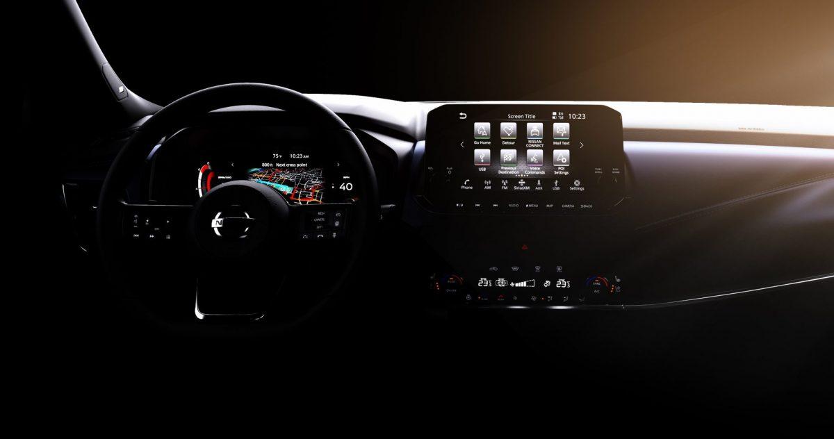 Nuovo Nissan Qashqai: design e tecnologie all'avanguardia per la terza generazione del modello