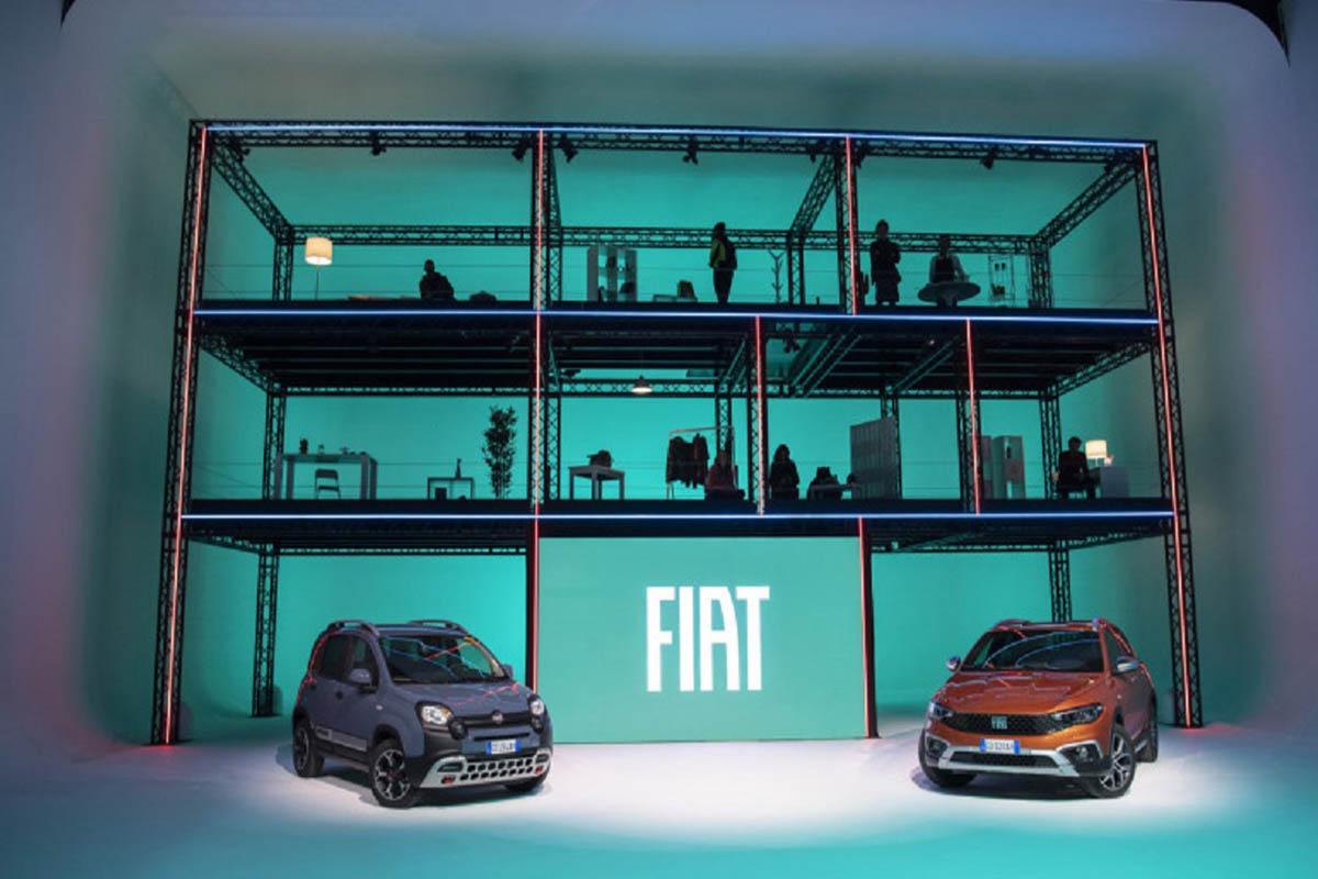 Nuovi Allestimenti Fiat Tipo e Panda
