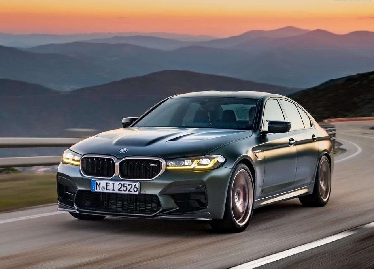 """BMW M5 CS: la serie """"M"""" più veloce e potente mai prodotta"""