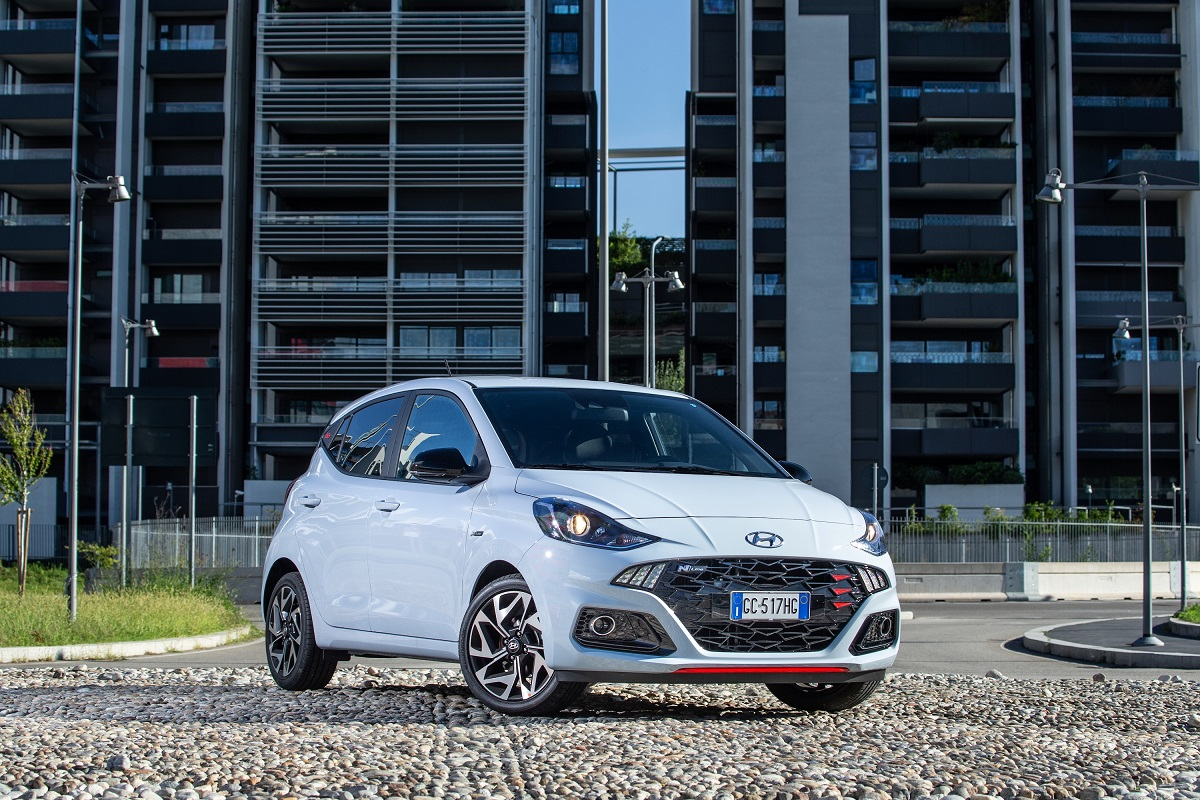 Nuova Hyundai i10 GPL