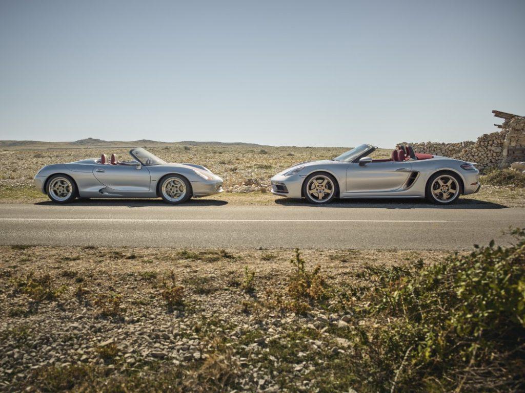 Confronto Porsche Boxster
