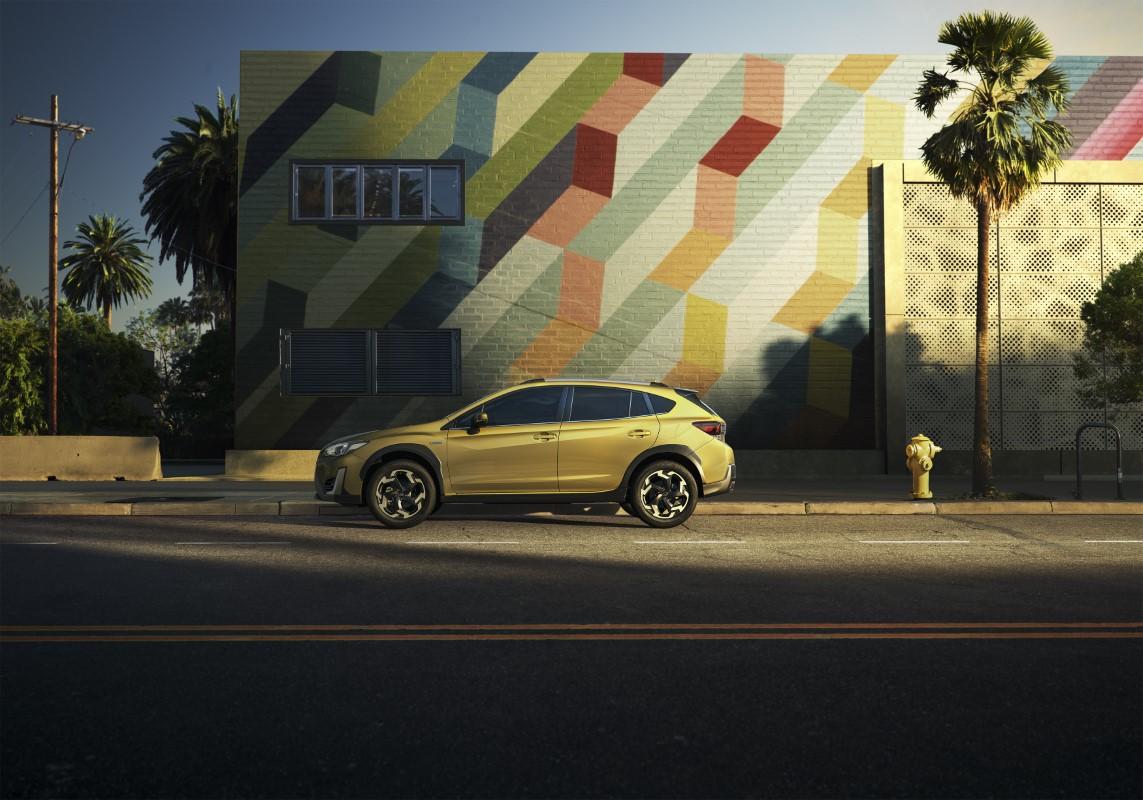 Nuova Subaru XV: il model year 2021 risalta il design