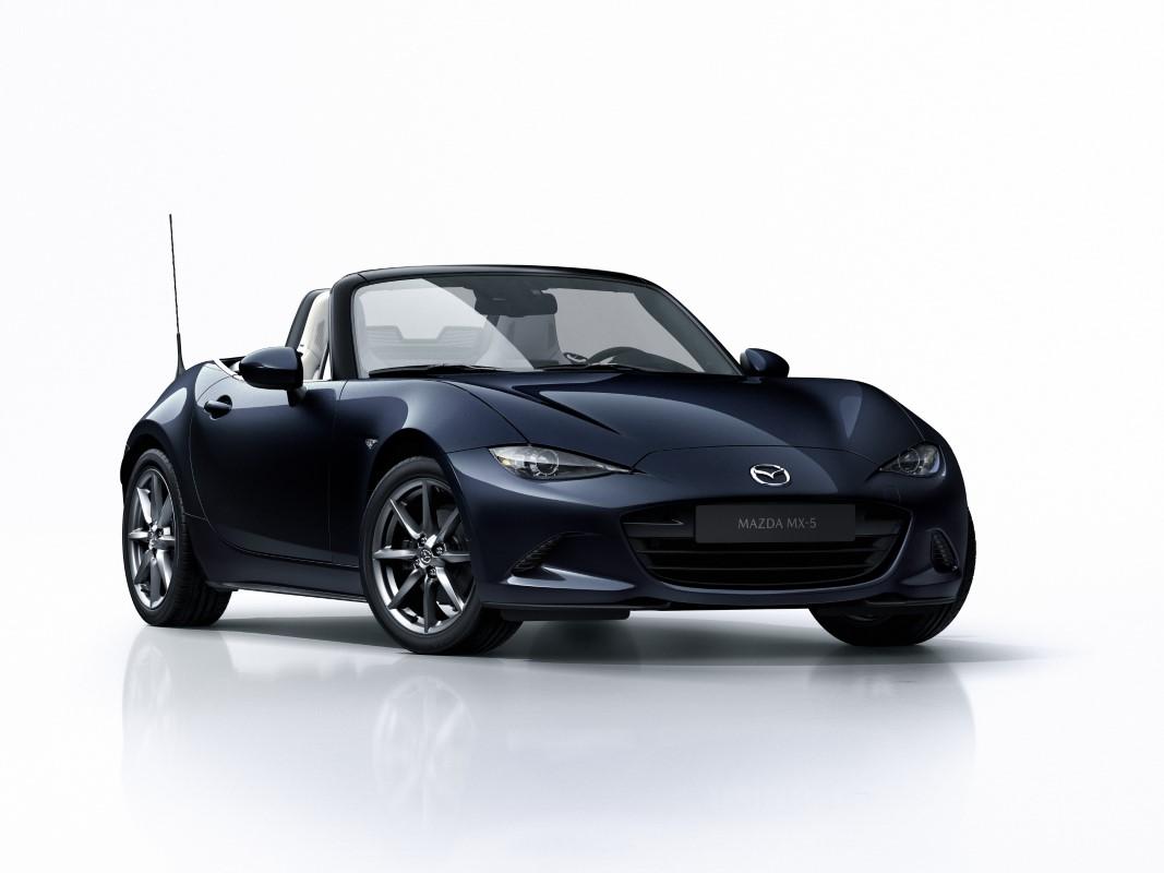 Mazda MX-5 2021: un lieve restyling per aumentare lo stile