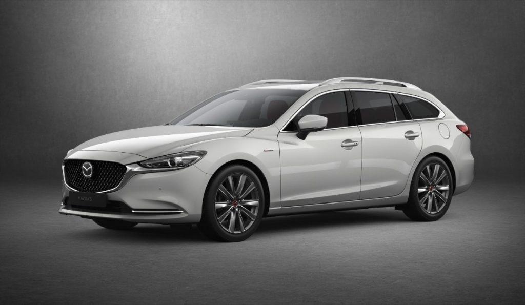 Mazda6 2021 wagon