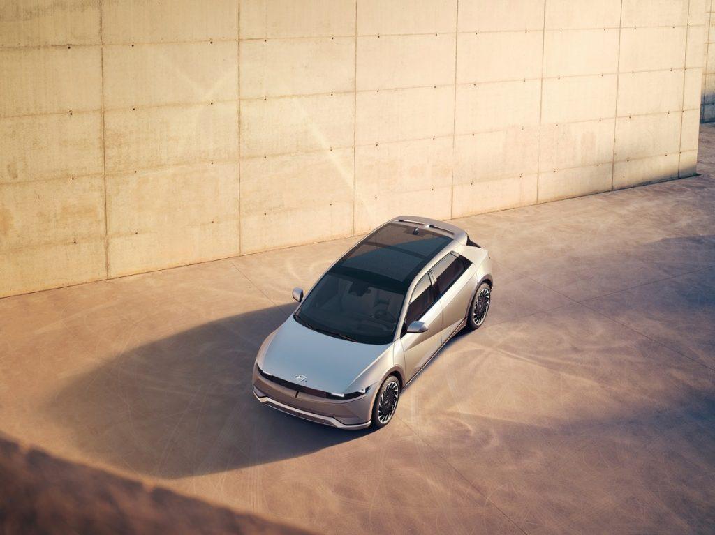 Nuova Hyundai vista alta