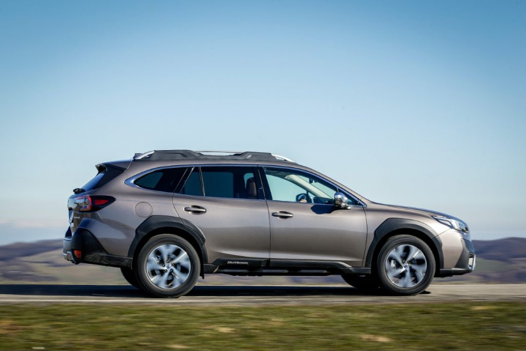allestimenti nuova Subaru Outback