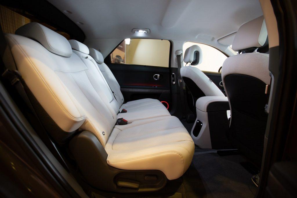 sedili posteriore IONIQ 5