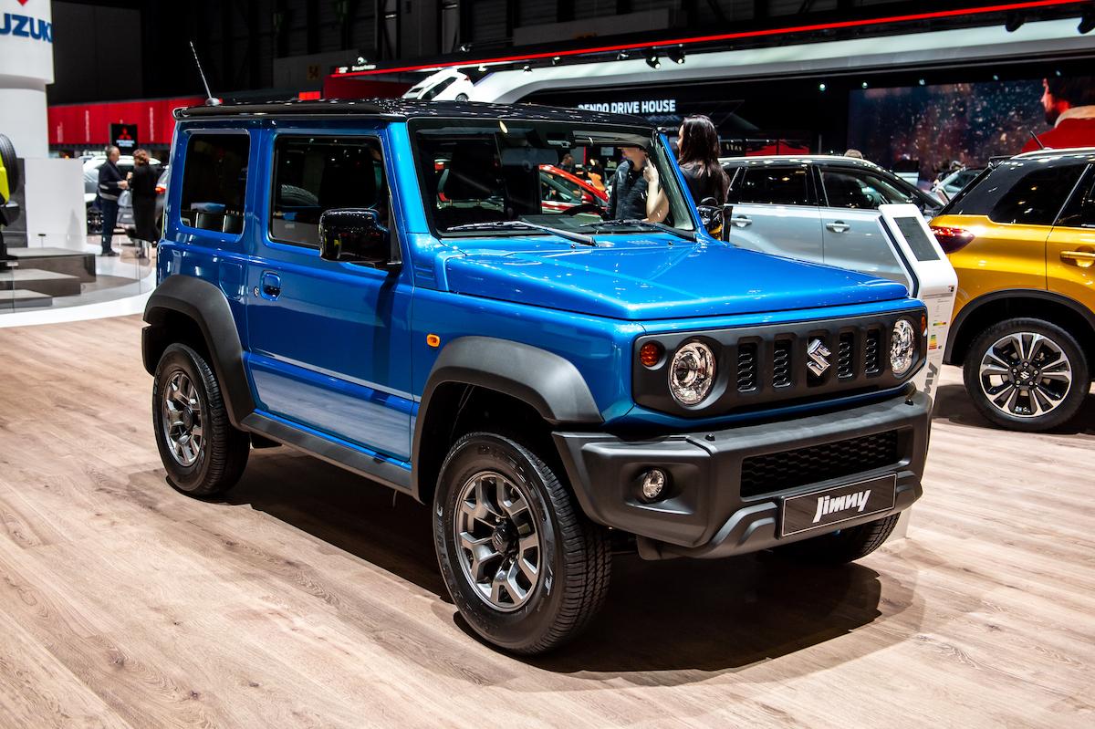 Spirito ed energia: in arrivo la Suzuki Jimny elettrica