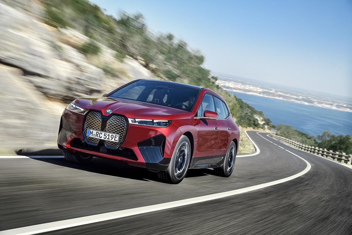 BMW ix drive