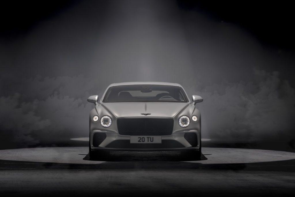 Bentley Continental GT Speed anteriore