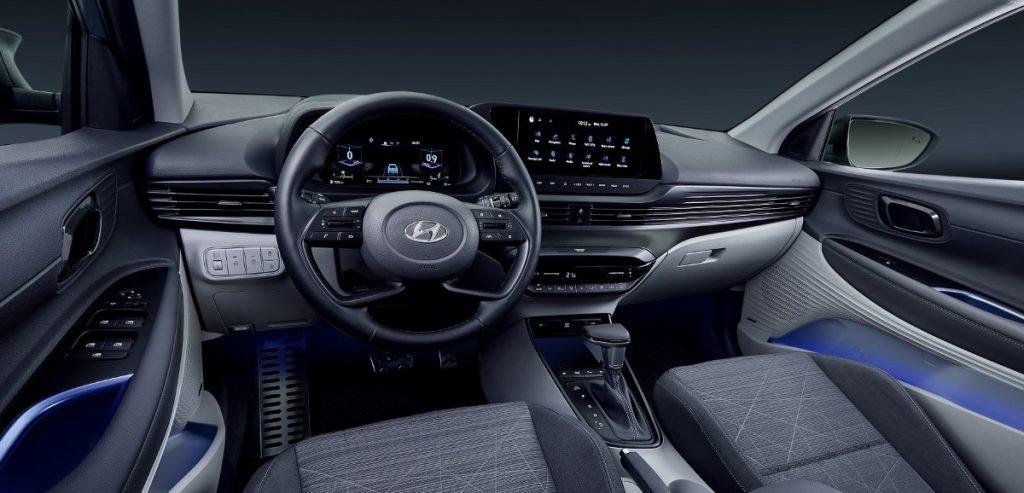 interni nuova Hyundai Bayon