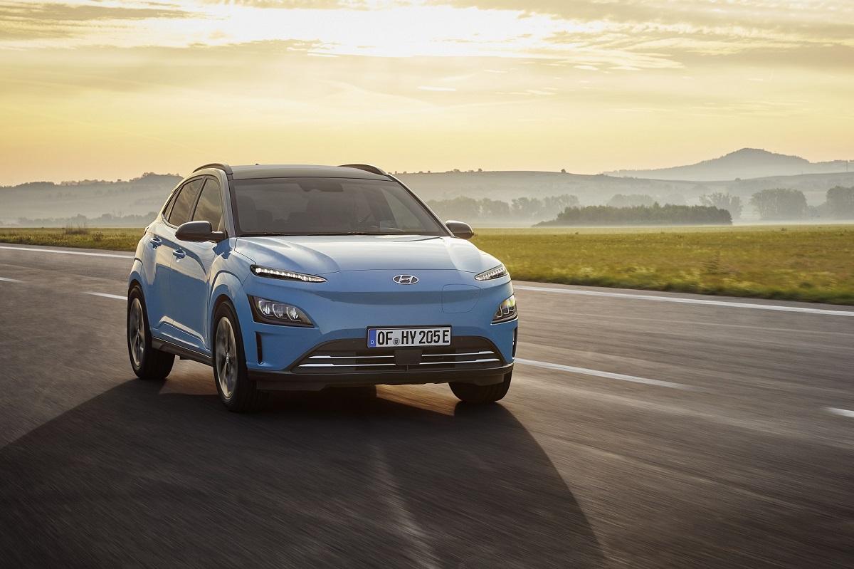 Nuova Hyundai KONA Electric