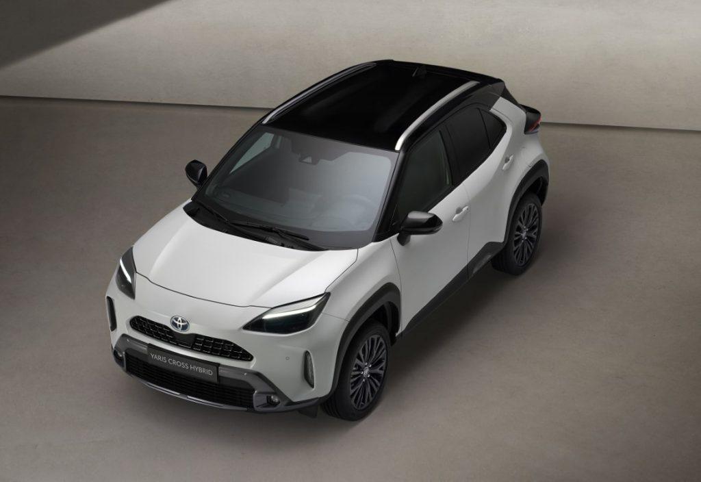 Toyota Yaris Cross Premiere dettaglio