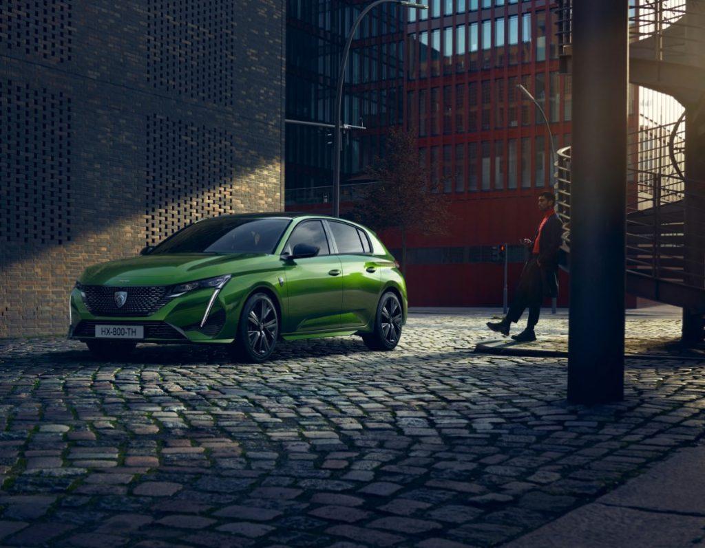 nuova Peugeot 308 assistenza alla guida