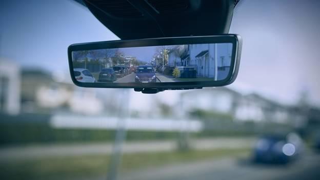 specchietto intelligente Ford