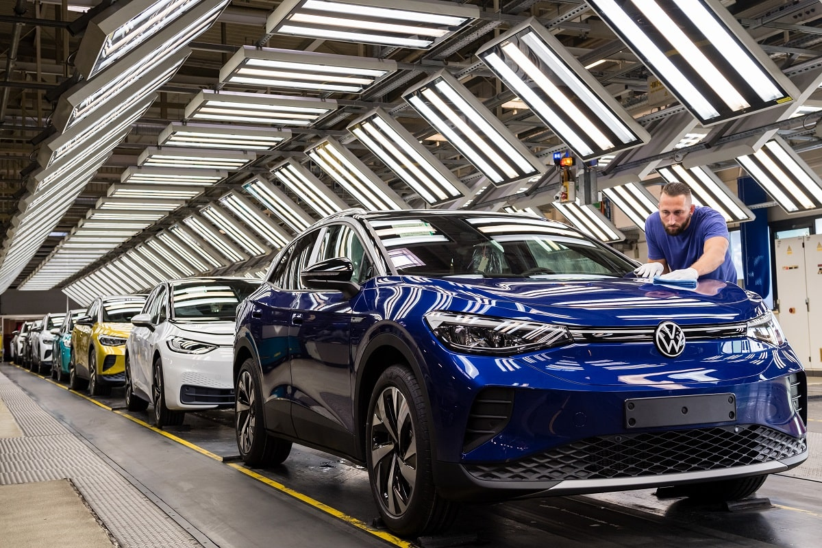 Volkswagen auto elettriche
