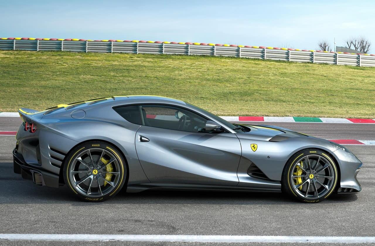Ferrari 812 Superfast, le prime immagini ufficiali della versione speciale!