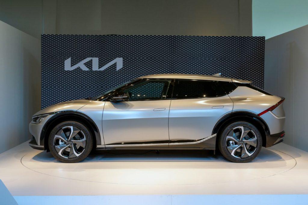 Kia EV6 profilo
