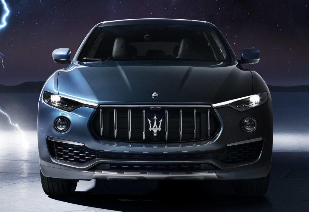 Maserati Levante Hybrid anteriore