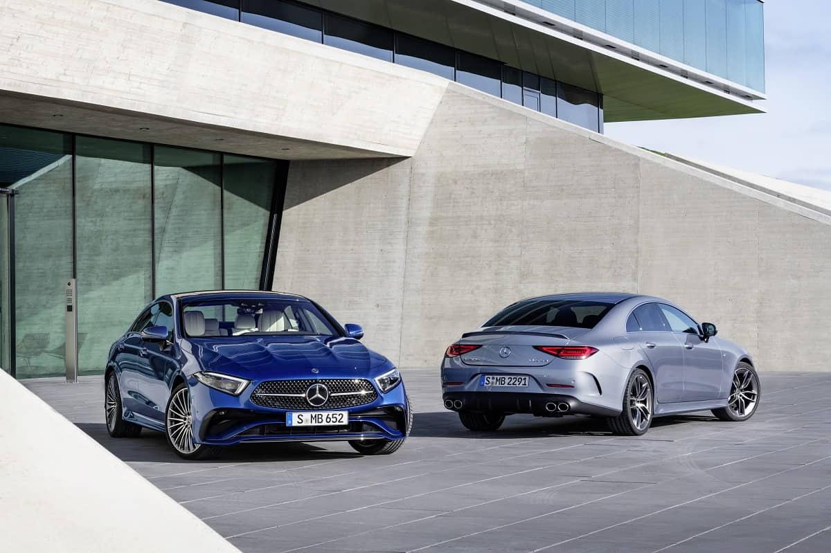 Mercedes CLS 2021, il restyling ha il tocco AMG e c'è un'edizione limitata