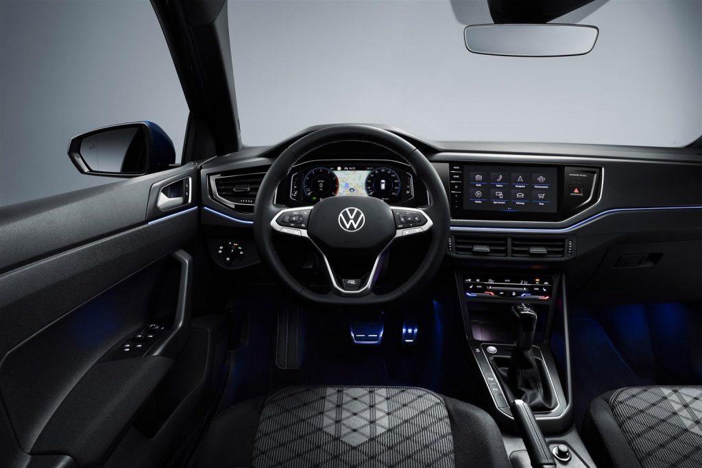 nuova Volkswagen Polo volante