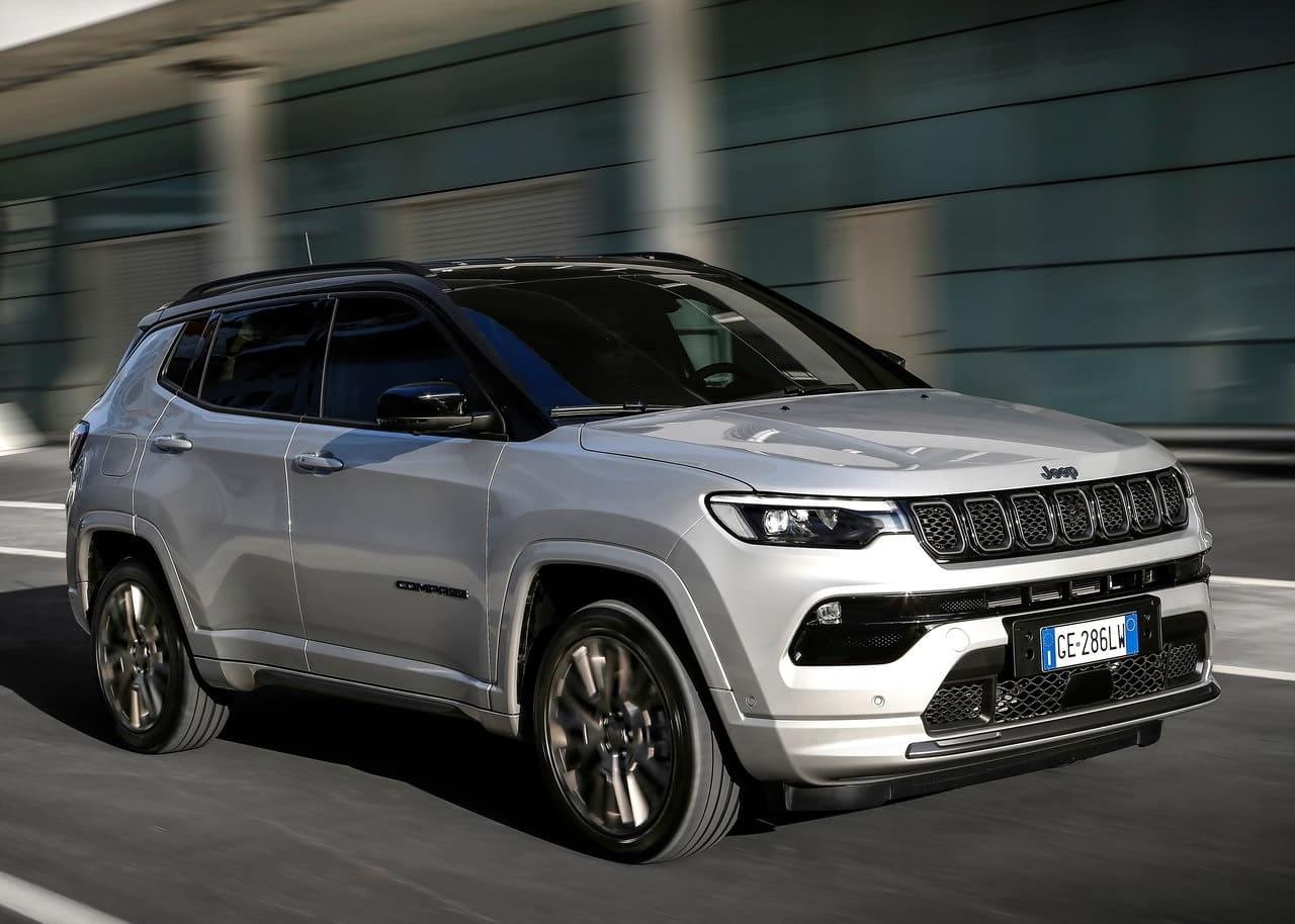 Nuova Jeep Compass, le novità dell'edizione 2021