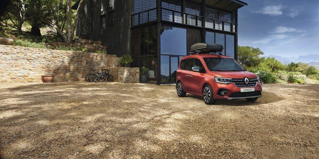 nuovo Renault Kangoo motori
