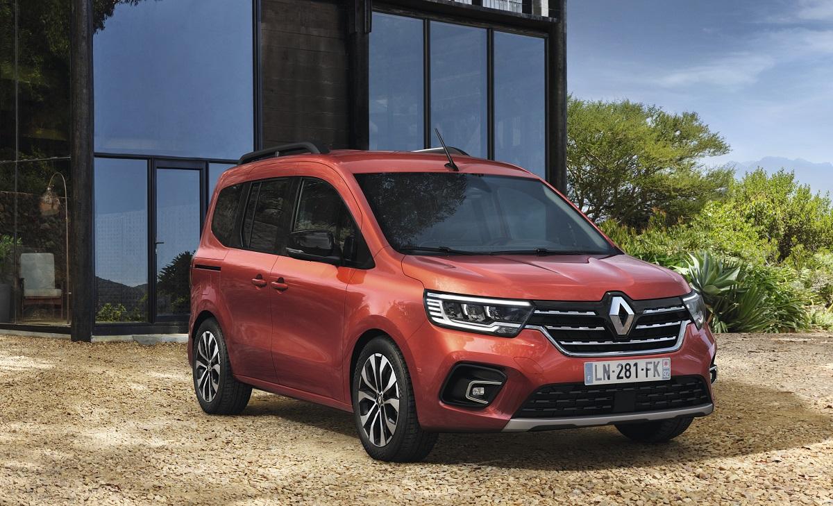 Nuovo Renault Kangoo, aumenta il comfort e si rinnova il design