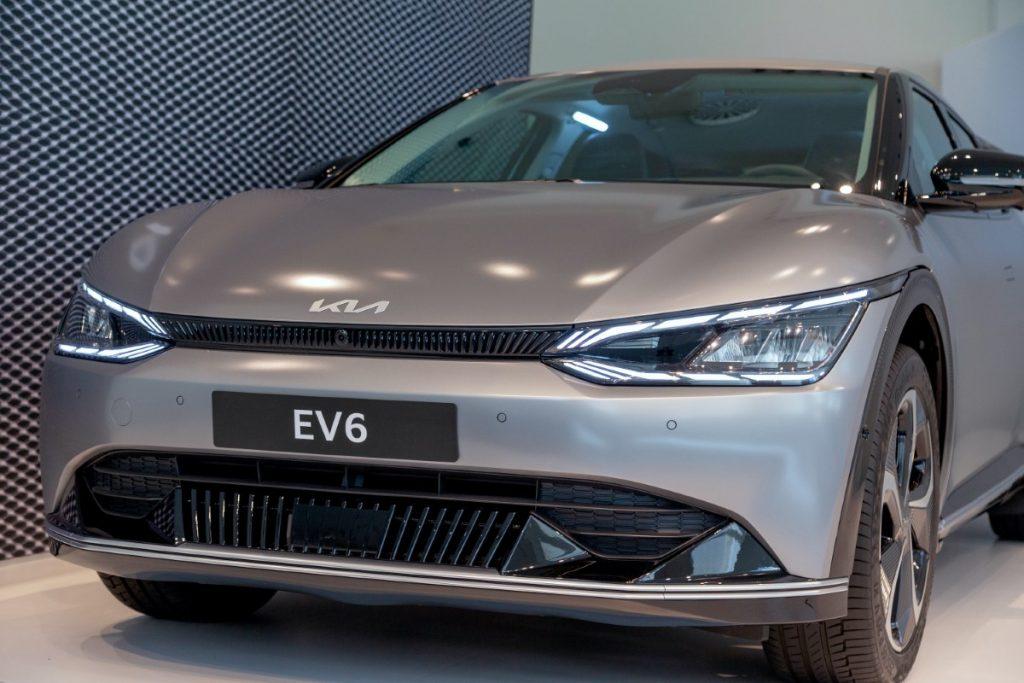Kia EV6 gamma e prezzi
