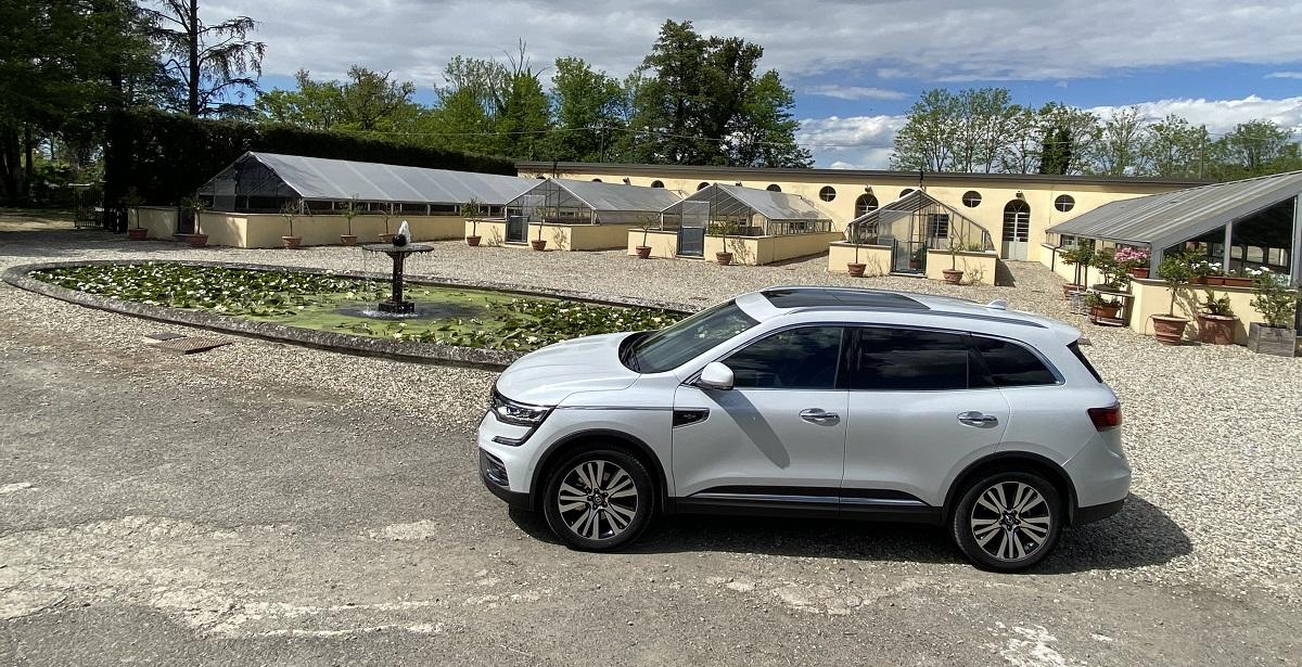Alla guida di Renault Koleos, la prova su strada del 2.0 dCi 4×4 X-Tronic Initiale Paris