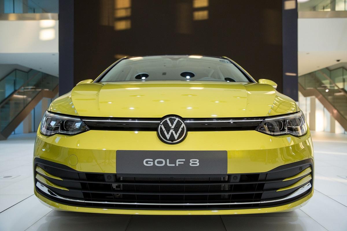 La Volkswagen Golf è l'auto più venduta in Europa nel mese di marzo