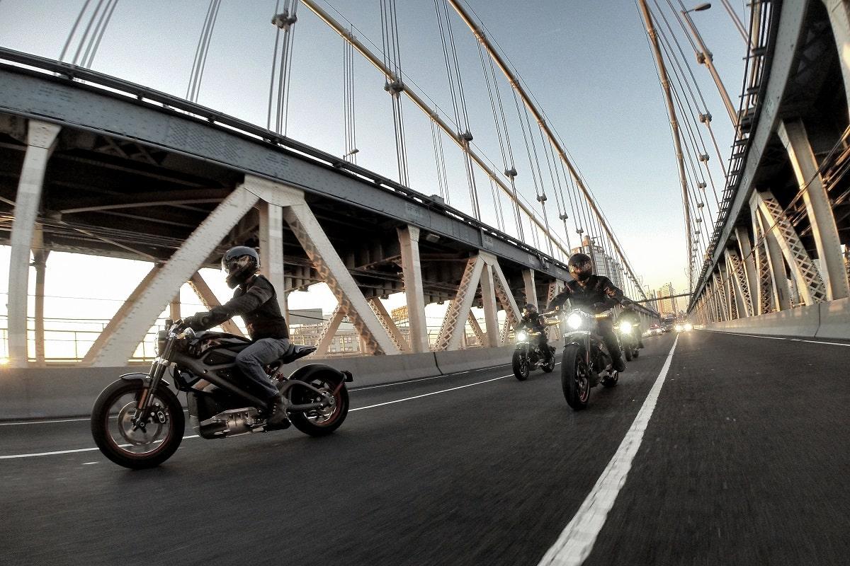 Nasce LiveWire, il marchio di Harley-Davidson per le moto elettriche