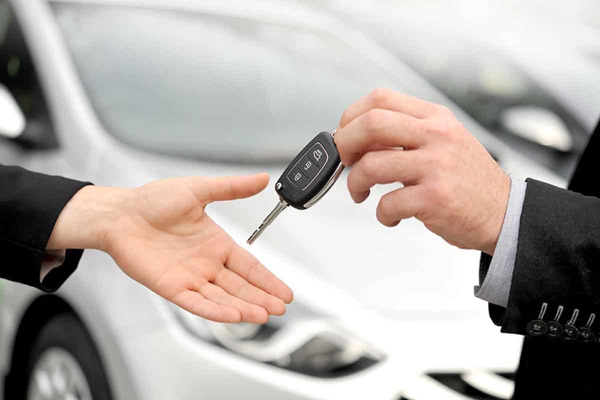 noleggio auto chiavi