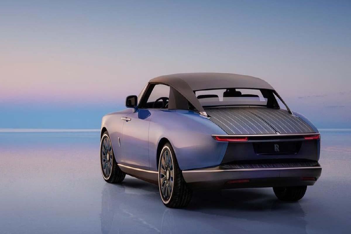 Rolls-Royce Boat Tail, l'auto da picnic super esclusiva