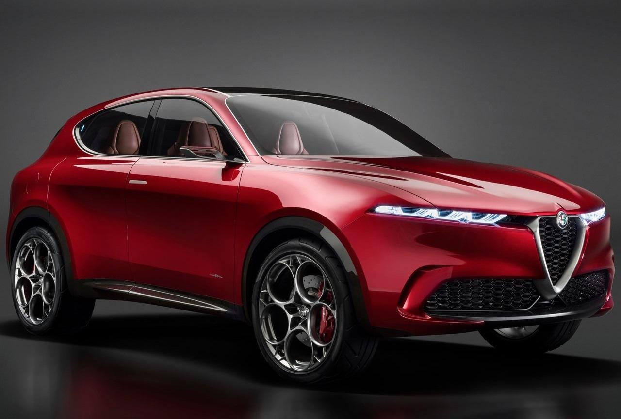 SUV Alfa Romeo Brennero