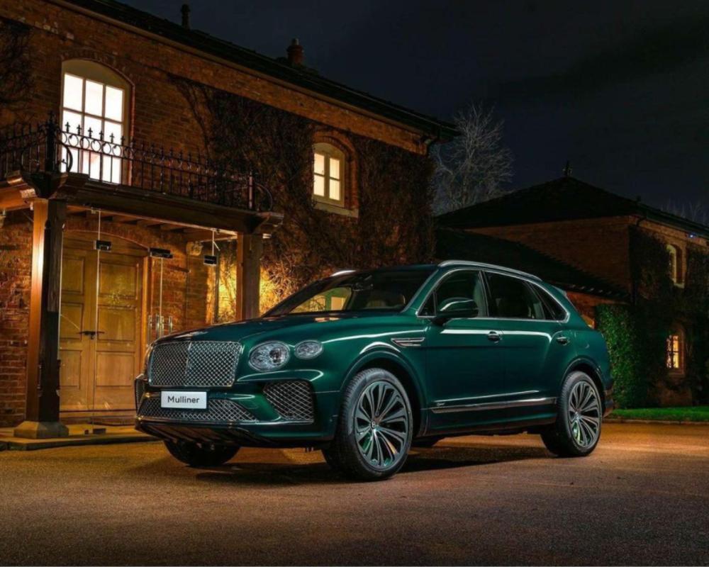Bentley Bentayga Hybrid, ora anche in Europa e Regno Unito