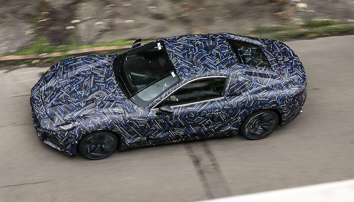 Maserati GranTurismo elettrica